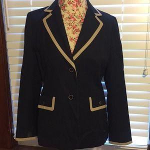 Talbots brand woman's sz 8 blazer jacket career
